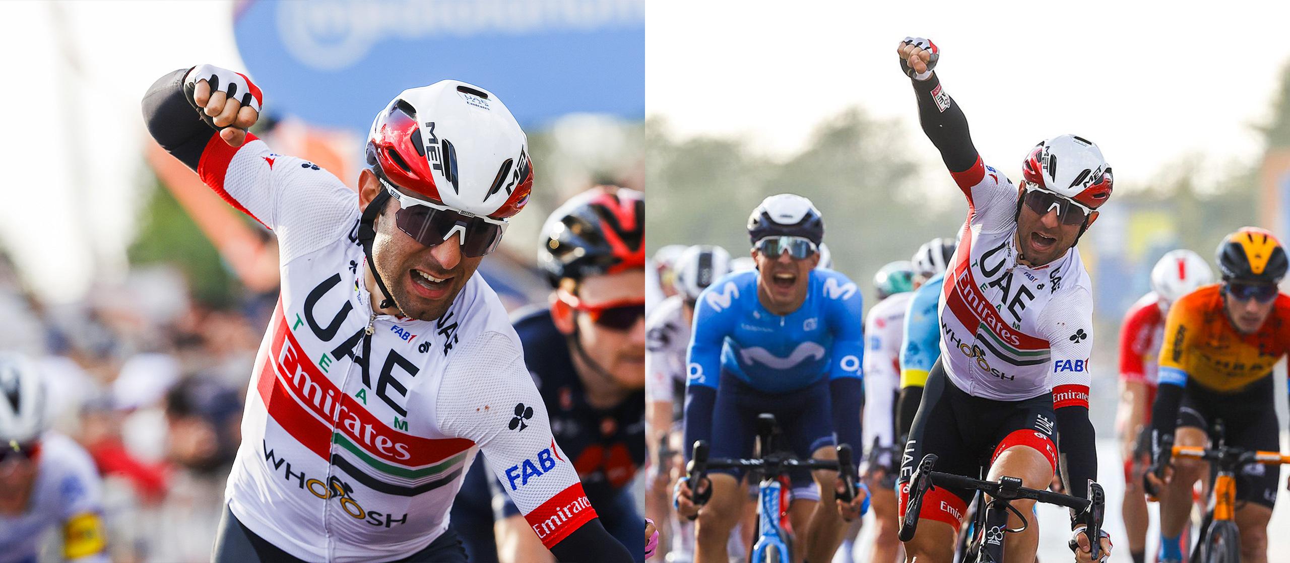 MET Helmets Giro d'Italia UAE Team Emirates
