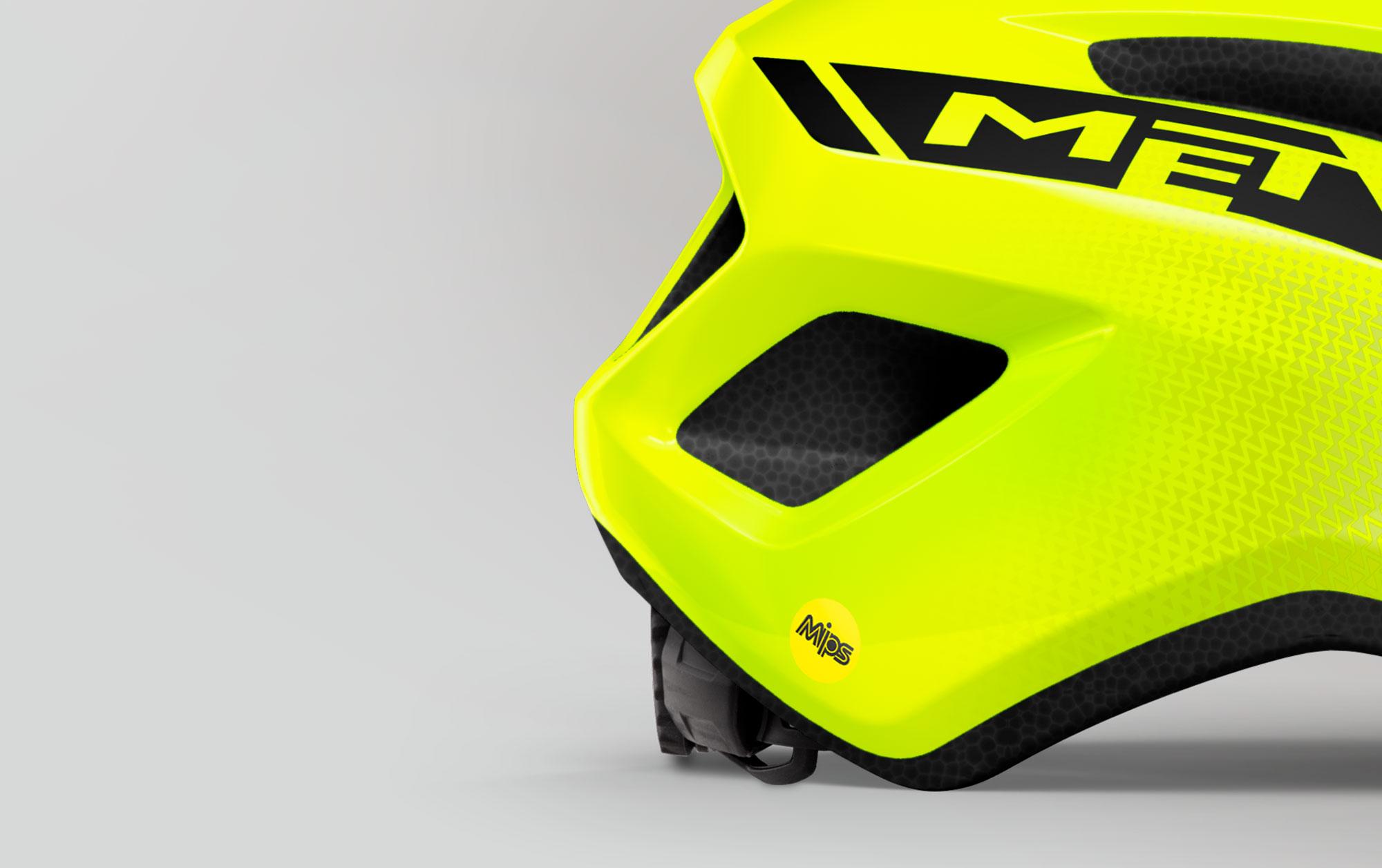 MET Miles Mips Trekking and City Helmet Safety