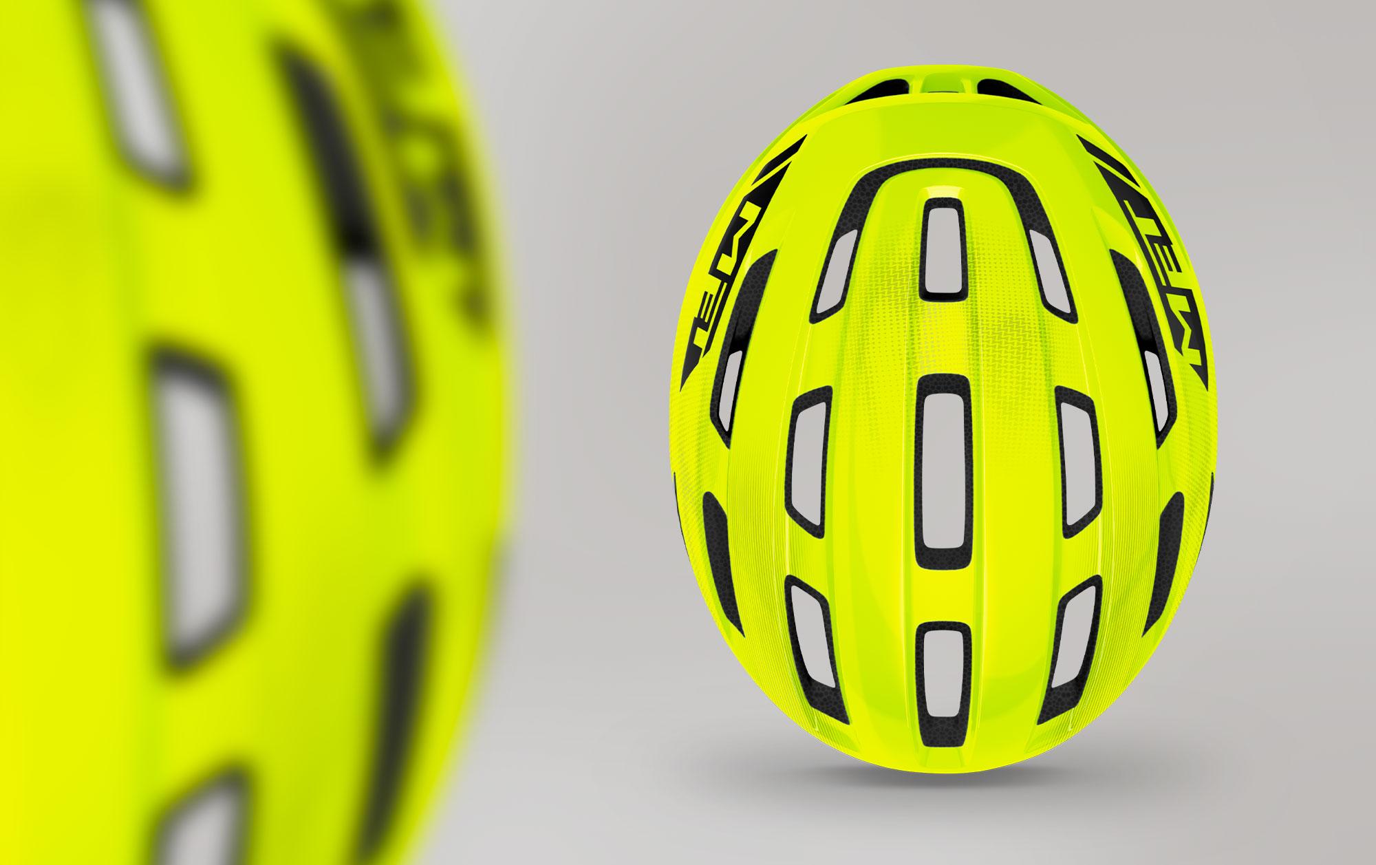 MET Miles Mips Trekking and City Helmet Ventilation
