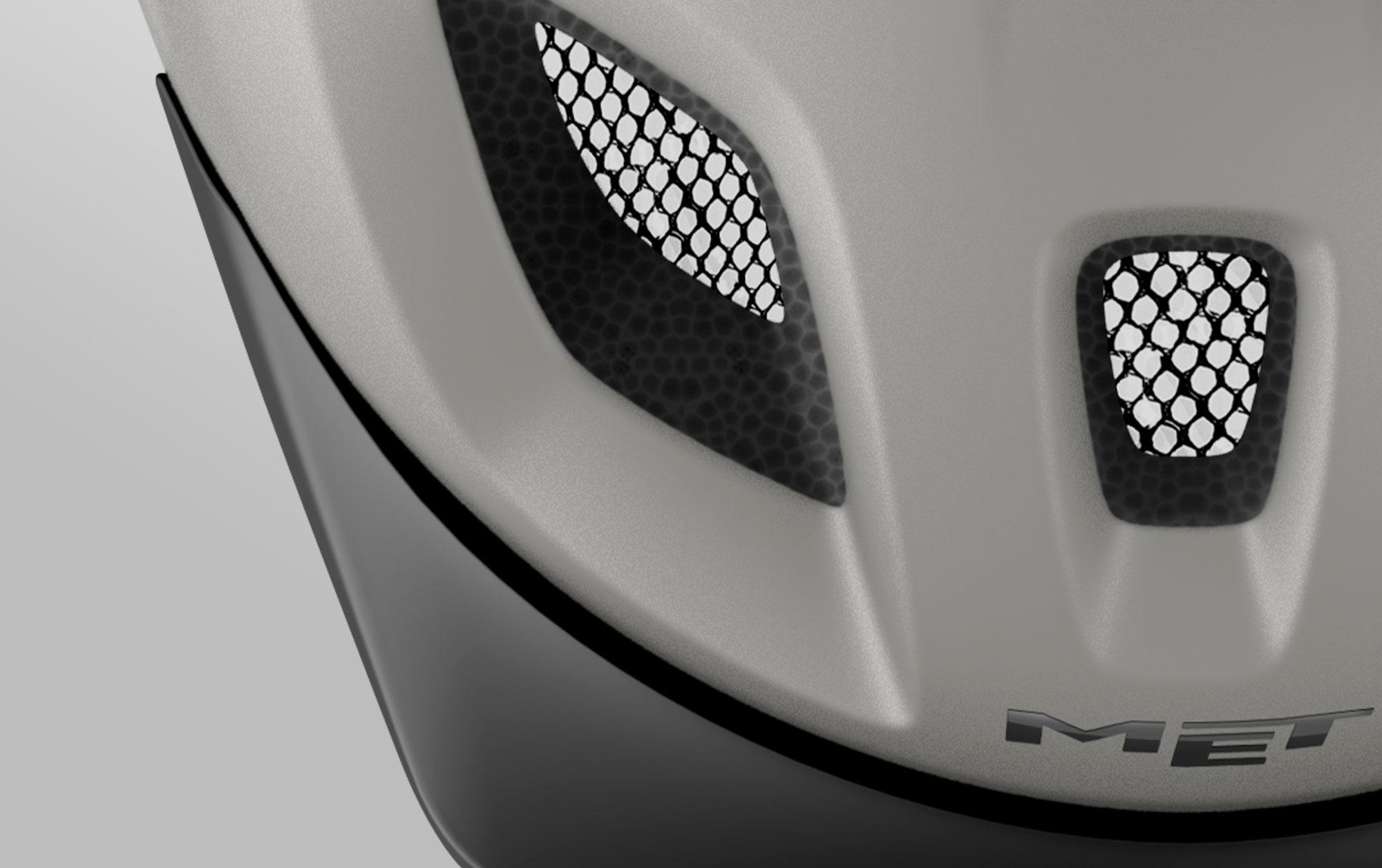 MET Mobilite Mips Urban, E-Bike and Commuting Helmet Anti-insect Net