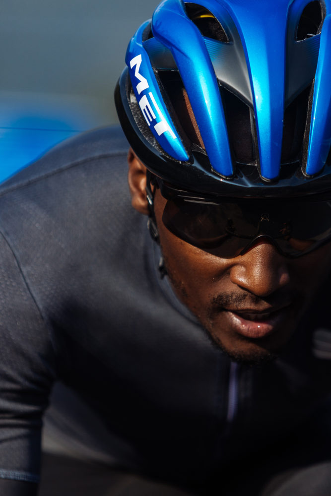MET Trenta 3K Carbon Road, Aero, Cyclocross and Gravel Helmet UAE Limited Edition