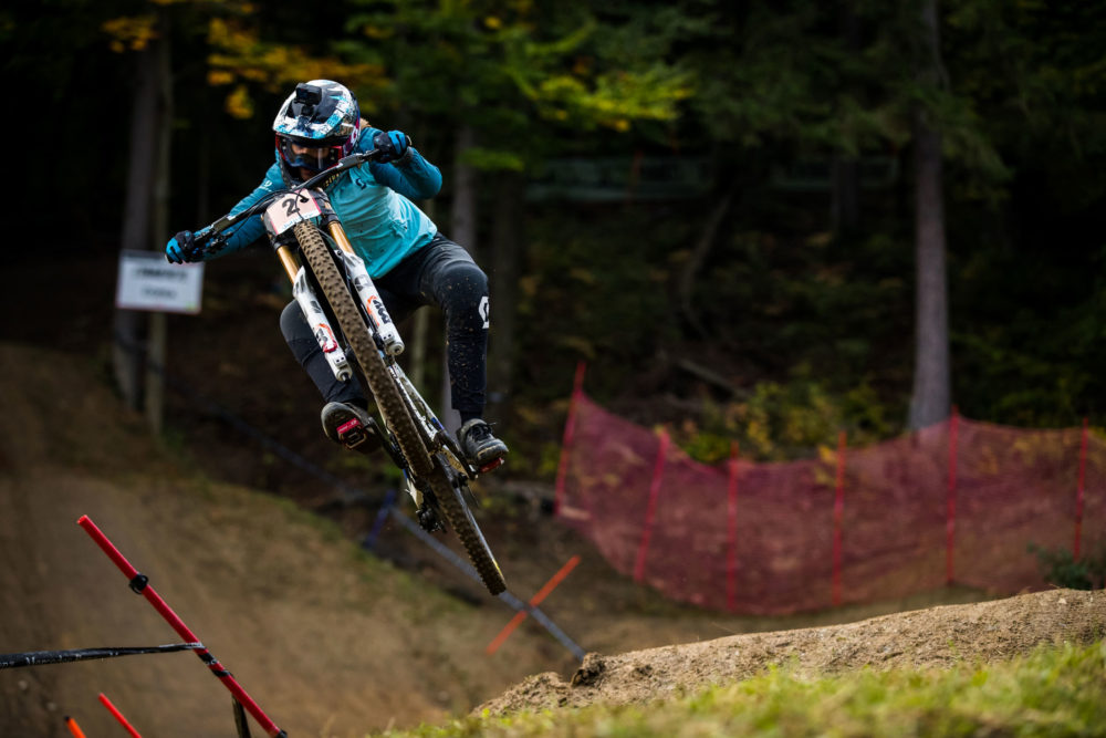 Bluegrass Legit Carbon Full Face Helmet for Downhill and Enduro MTB with 2020 World Cup Champion Marine Cabirou