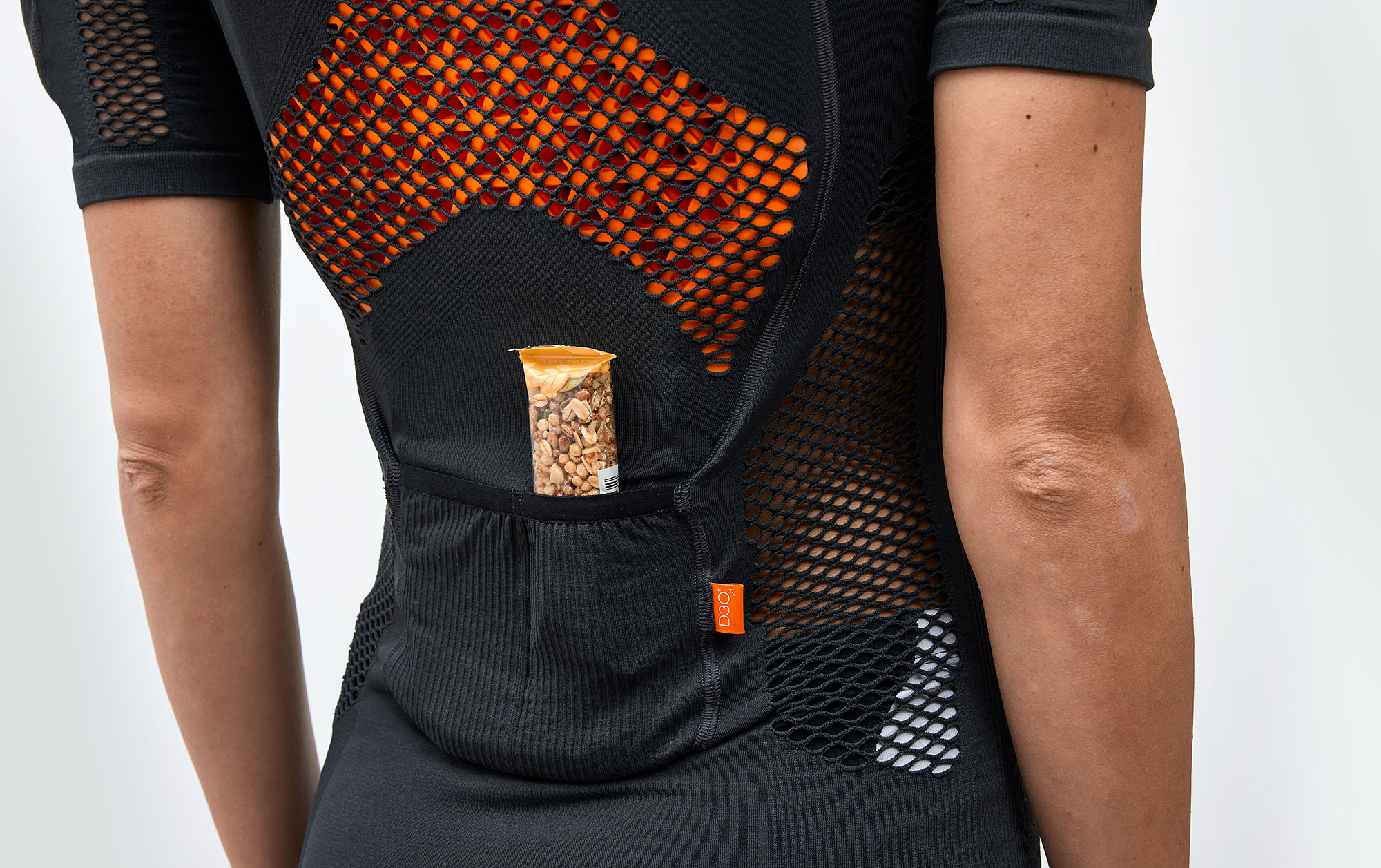 Bluegrass Seamless B&S D3O Back Protector for MTB, Downhill, Enduro, Trail and E-MTB