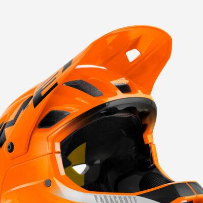 Arancione Nero | Lucido