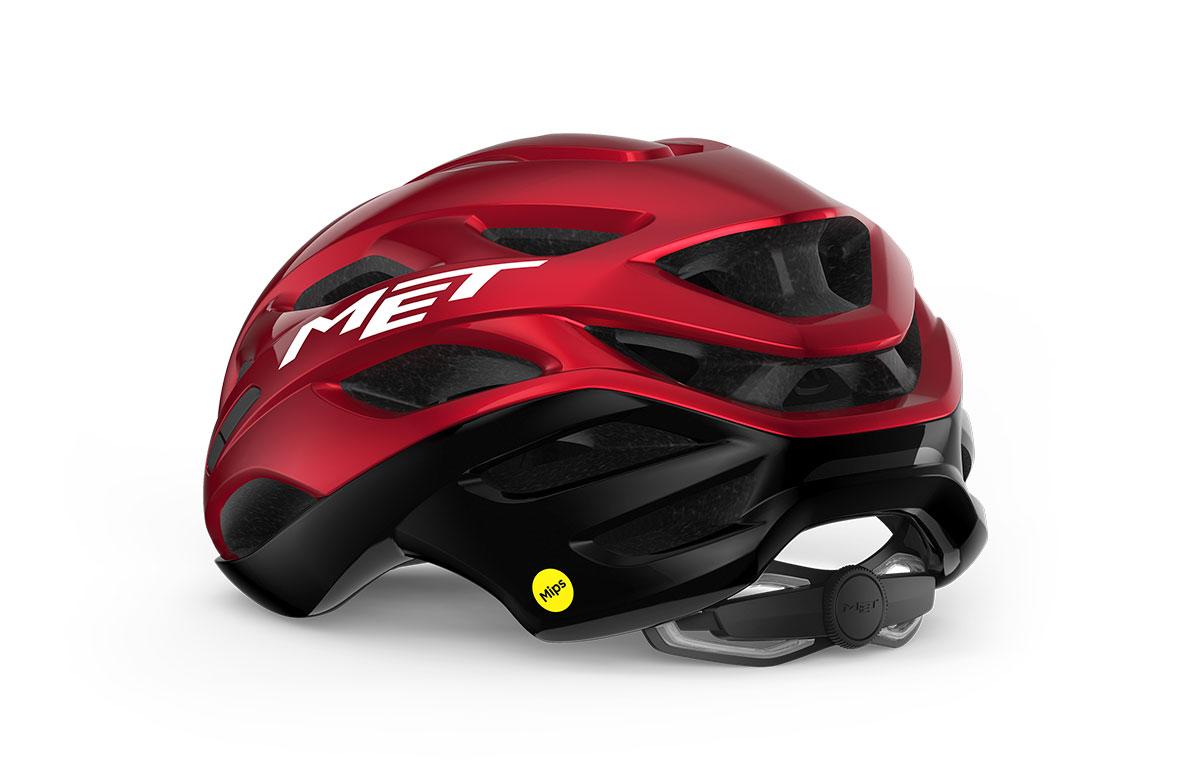MET Estro Mips Cycling Helmet for Road, Cyclocross and Gravel