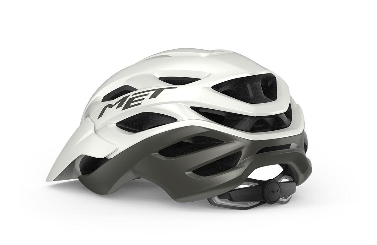 MET Veleno Mountain Bike Helmet for Trail, XC and Gravel.